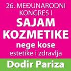 26. međunarodni sajam i kongres kozmetike, nege kose, estetike i zdravlja