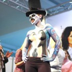 18. sajam kozmetike - Face & body art