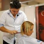 20. sajam kozmetike - Cosmos hair academy