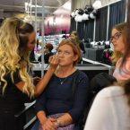 Makeup na Sajmu kozmetike