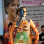 20. sajam kozmetike - Face & body art
