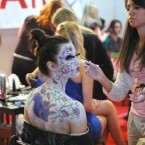 19. sajam kozmetike - Face & body art