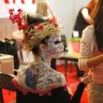 19. sajam kozmetike - Face & body art