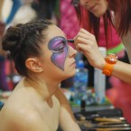 21. sajam kozmetike - Face & body art
