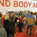 21. sajam kozmetike - Face & body art