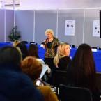 Dr Vera Zec na kozmetičkom kongresu