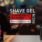 Gummy shave gel - Gel za brijanje za muškarce