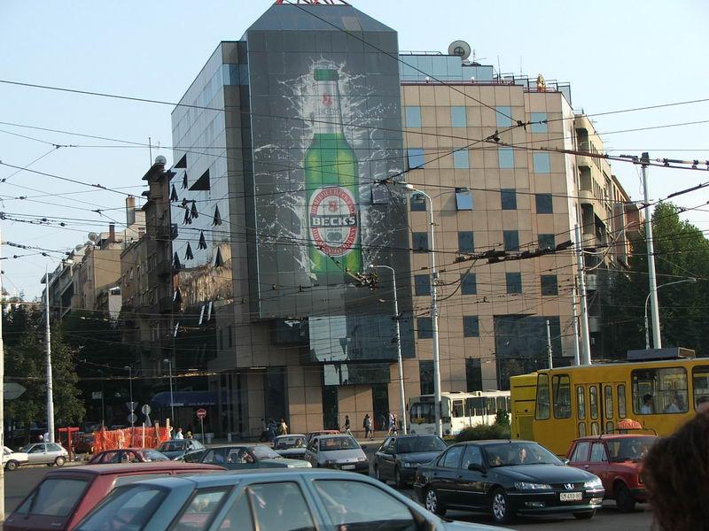Hotel Slavija Beograd Mapa Superjoden