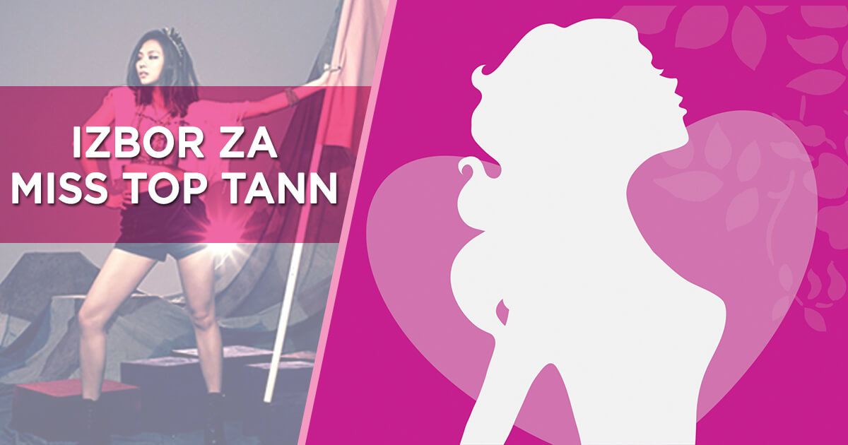Izbor za Miss Top Tann
