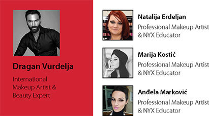 NYX edukatori