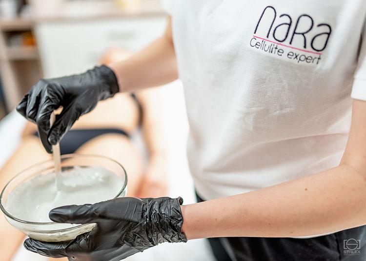 NaRa Cellulite Expert priprema tretmana