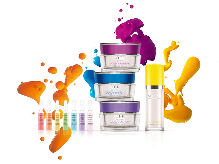 SOFRI energy cosmetics proizvodi