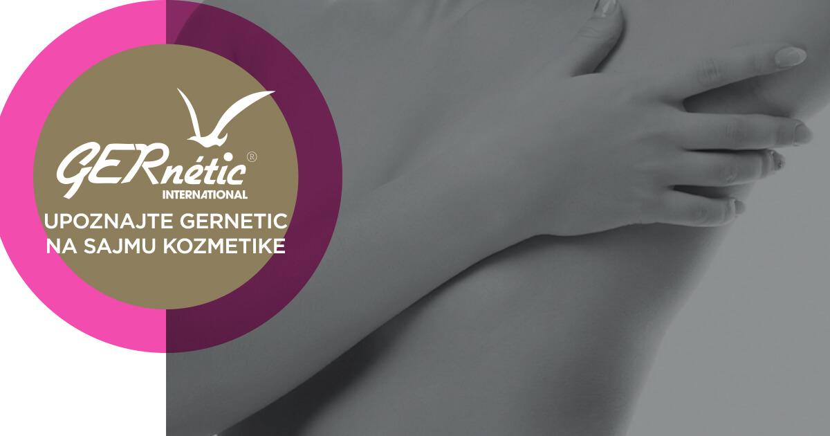 Upoznajte Gernetic na Sajmu kozmetike