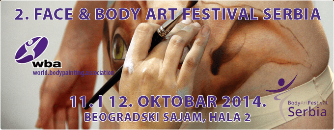 Face & body art festival