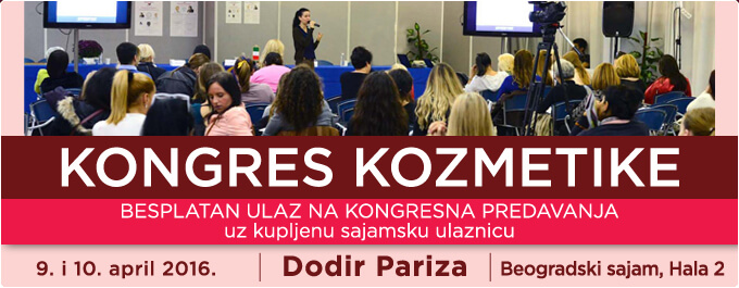 KONGRES KOZMETIKE, BEAUTY & SPA