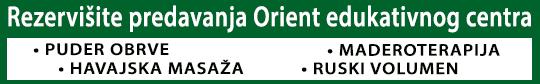 Predavanja Orient edukativnog centra