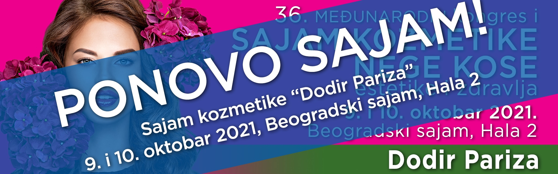 35. Sajam kozmetike u Beogradu