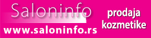 Online prodaja kozmetike - Saloninfo.rs