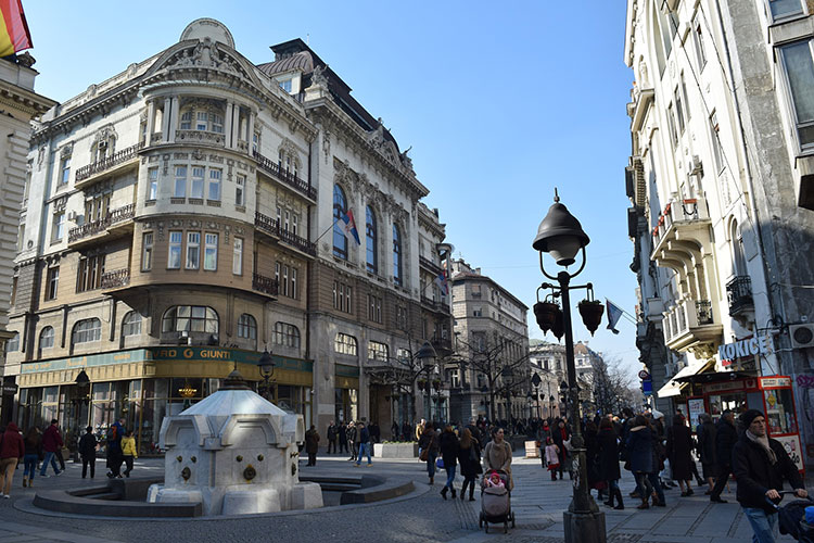 Beograd - Knez Mihajlova ulica