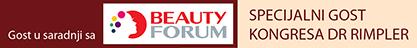 Gost na kongresu kozmetike u saradnji sa Beauty forumom