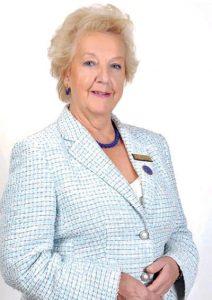 CIDESCO ekspert na 28. Sajmu Josephine Wackett