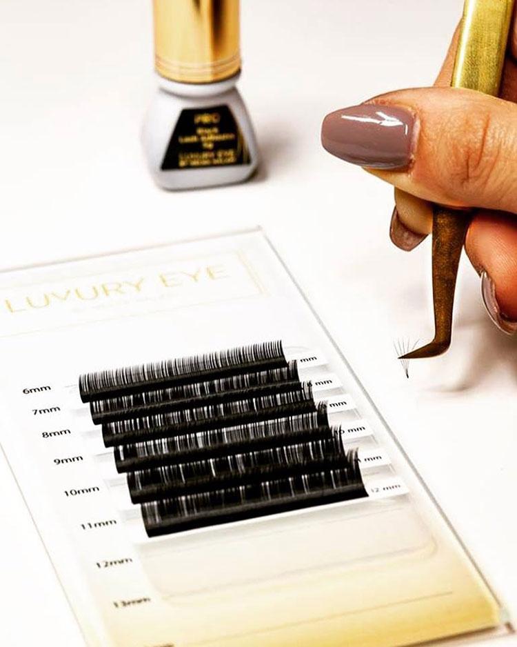 Luxury eye vestačke trepavice