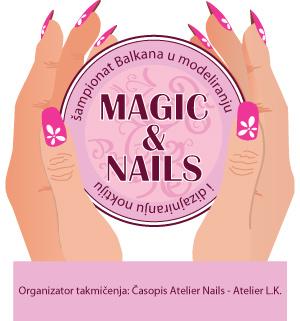 Magic & Nails - II otvoreni šampionat Balkana u modeliranju i dizajniranju noktiju