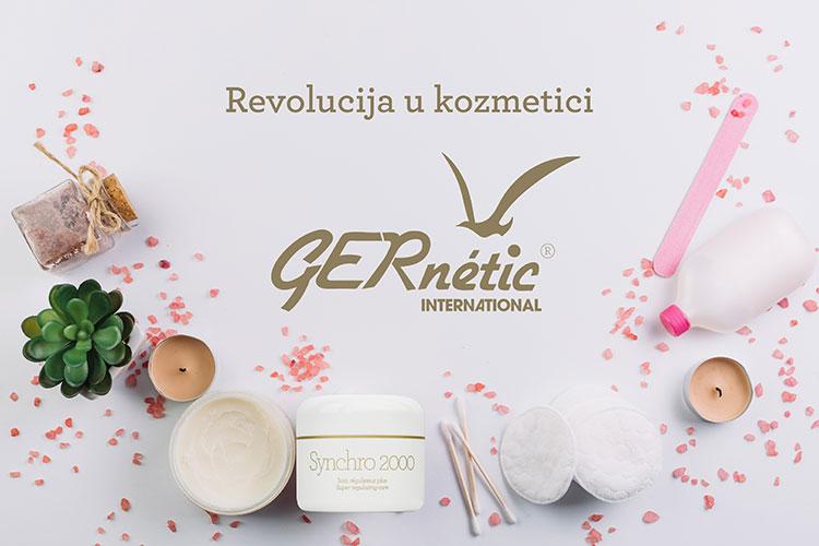 GERnetic revolucija u kozmetici
