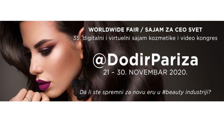 Najava digitalnog i virtuelnog sajma kozmetike i video kongresa