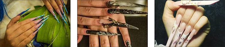 Šampionat u modeliranju i dizajnu noktiju